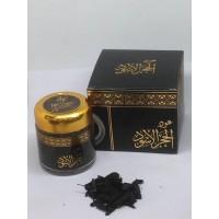 Bukhur Buhur OUD HAJAR ASWAD By Bin Qadim - Bakhoor Dupa Original! - Bubuk