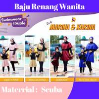 Swimwear Couple, Baju Renang Couple Ibu Dan Anak, Baju Renang Muslimah