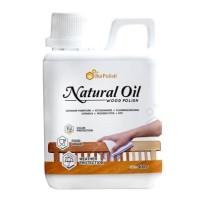BIOPOLISH NATURAL OIL FINISHING KAYU NATURAL
