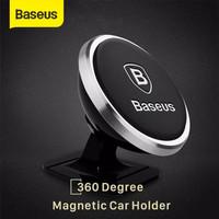 BASEUS 360 DEGREE ROTATION UNIVERSAL MAGNETIC CAR HOLDER (PASTE TYPE)