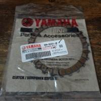 kampas kopling jupiter z new, vega zr 2009 ori yamaha (5d9 e6321 20)