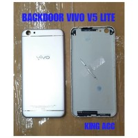 Backdoor Tutup Belakang Casing Vivo V5 Lite Original