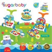 Sugar Baby 10in1 Premium Activity Walker & Table Alat Bantu Jalan