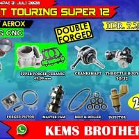 PAKET BRT NMAX AEROX TOURING SUPER 12 BRT
