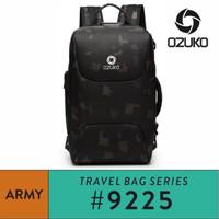 Ozuko Backpack #9225 Black