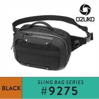 OZUKO Waistbag #9275 Black