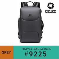 Ozuko Backpack #9225 Grey