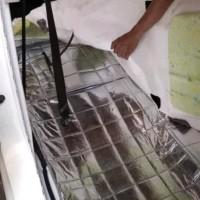 Datsun Go Peredam lantai Karpet Mobil