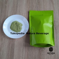 Bubuk matcha green tea 1kg powder ULTRA GRADE