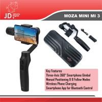 Moza Mini Mi 3 Axis Gimbal handphone ... Stabilizer
