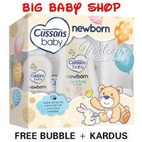 CUSSONS BABY Newborn New Born Pack/Paket Bayi Newborn CUSSONS BABY