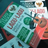 Koleksi Lengkap Lagu-Lagu Daerah & Wajib Nasional + Not Angka & Akor