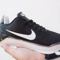 Sepatu Basket Nike Kobe Ad Low Black White