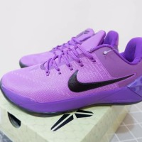Sepatu Basket Nike Kobe Ad Low Purple Stardust