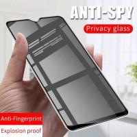 Tempred Glass Full Screen Privacy Anti Spy Oppo F11 Pro