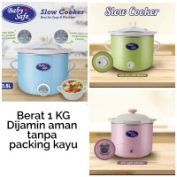 baby safe slow cooker LB007 LB008 LB009