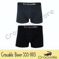 Celana Dalam/Boxer Crocodile Artikel 555-003 (2 Pcs in Box)
