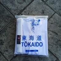 Baju Karate Tokaido Dewasa (Bahan Tebal dan Bunyi Setiap Gerakan)