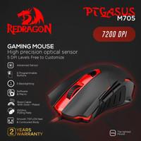 Redragon Gaming Mouse PEGASUS - M705