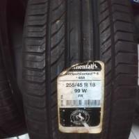Ban Mobil Continental RFT/SSR CSC5 255/45 R18