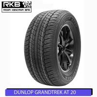 Dunlop Grandtrek AT20 Ukuran 265/65 R17 Ban Mobil Fortuner TRD Pajero