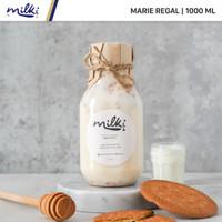 MILKI Premium Marie Regal Honey Milk 1L