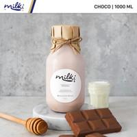 MILKI Premium Choco Honey Milk 1L