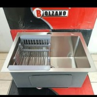 Kitchen Sink / Bak Cucian Piring Dapur BOLZANO Cannes 5040