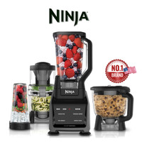 Ninja Blender CT682 IntelliSense System Food Processor Dough Mixer