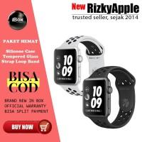 Apple Watch Nike+ Series 3 GPS Aluminum Gray + Black Sport Band 42MM