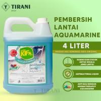 Pembersih Lantai 4 Liter Disinfektan aromatheraphy Aqua Marine