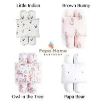 Cottonseeds Pillow Bolster Set Bantal Guling Bayi Baby Soft Premium