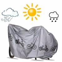 Cover Motor & Cover Sepeda / Sarung Motor Matic Anti Air Tahan Panas