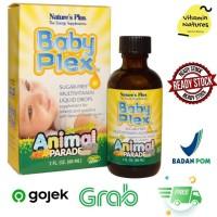 Natures / Nature's Plus Baby Plex Animal Parade 2 FL OZ 60ml 60 ML