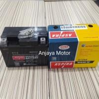Aki Motor Honda beat vario 110 GTZ5S ASPIRA Accu Kering MF