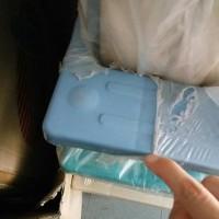 Bak mandi sudut plastik bagus WALRUS TERLARIS