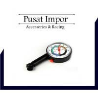 Alat Pengukur Tekanan Angin Ban Mobil Motor Tire Pressure Gauge Racing