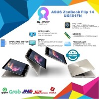 Asus Zenbook Flip 14 UX461FN 2in1 Touch i7 8565 16GB 512ssd MX150 W10