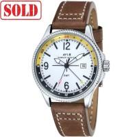 Jam AVI-8 Hawker Hunter GMT Pilot Watch