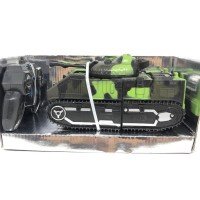 Mainan anak RC tank chariot deformantion / tranformer berubah robot