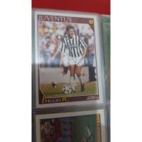 Roberto Baggio Rookie Score card
