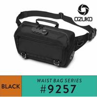 Ozuko Waistbag #9257 Black