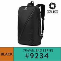 Ozuko Backpack #9234 Black