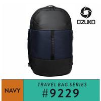 Ozuko Backpack #9229L - Navy