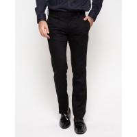 Ricciman Skinny Fit Pants Black SK140-HT