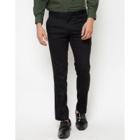 Ricciman Slim Fit Pants Black SL140-HT
