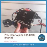 Processor Alpine PXA-H100 imprint Audio Mobil