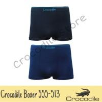 Celana Dalam/Boxer Crocodile Seamless Artikel 555-513 (1 Pc in Box)