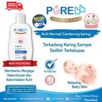 Pure baby Baby Lotion 200ml - Purebaby Body Lotion