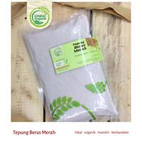 Tepung Beras MPASI 500gr Organik Beras Coklat/ Merah/ Putih/ Hitam